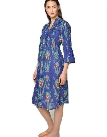 Kashish Summer Weekend Dress Blue