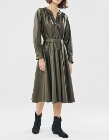 bossy-khaki-dress-by-milla