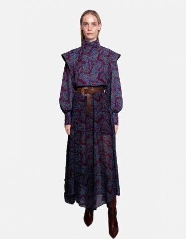 Artistishop-Azalea-Purple-Skirt