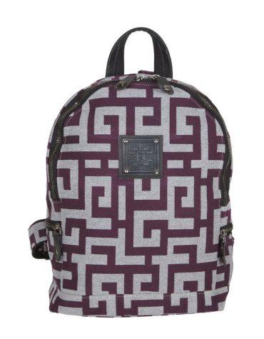 Ames Bags Olyfos Medium Purple Grey