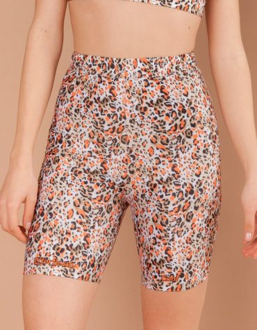 Primavera-Animal-Print-Shorts