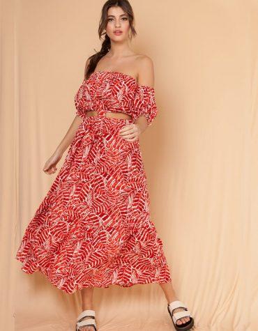 Fragola Dress