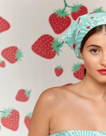 Karavan Asa Headscarf Mint Fans