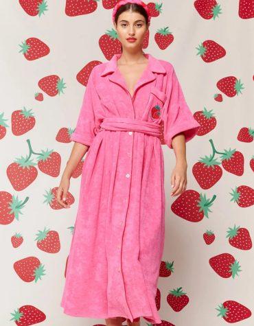 Karavan Chae Won Dress Pink 2