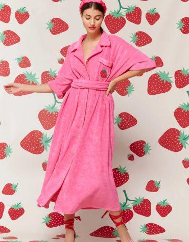Karavan Chae Won Dress Pink