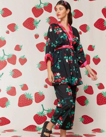 Karavan Fujita Kimono Black 2