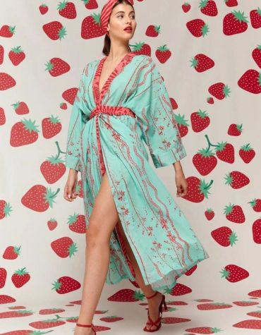 Karavan Kentaro Kimono Mint
