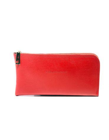 ELENA ATHANASIOU Clutch Red