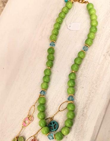 Kaleido Cape Verde necklace 2