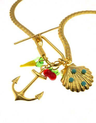 Kaleido Sea Love Necklace 1