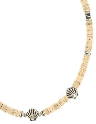 Kaleido Tulum Necklace απο κοχύλια 1
