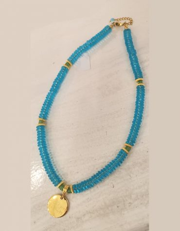SMILE NECKLACE 1