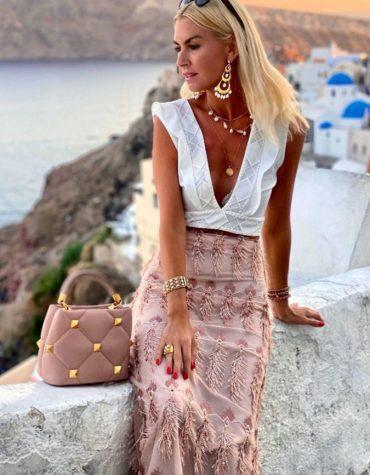 MYA Collection Milagra Skirt