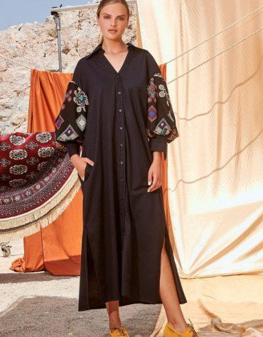 Nema Dress Black 14207N406