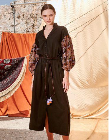 Nema Dress Black 14207N431 3