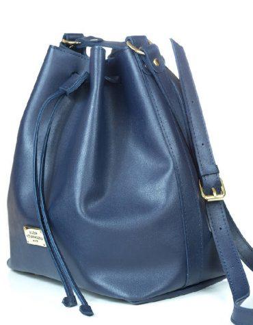 ELENA ATHANASIOU Pouch Bag Soft Blue 1