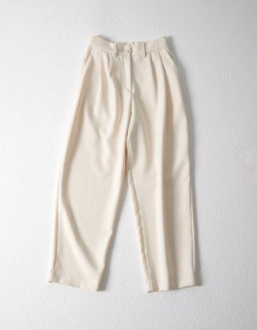 MILKWHITE Pants Ivory 1