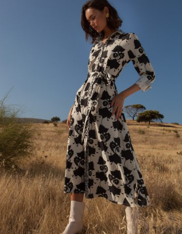 Mallory Carissa Floral Dress 5