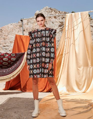 Nema Drusilla Mini Dress 2