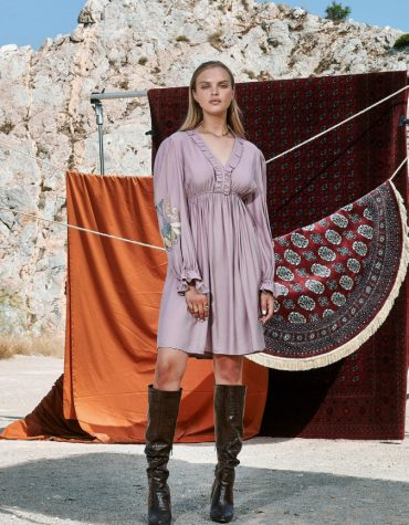 Nema Faustina Mini Dress