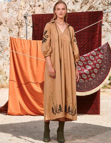 Nema Laurentia Maxi Dress
