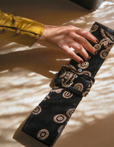 Nidodileda Unfold Belt Embellished