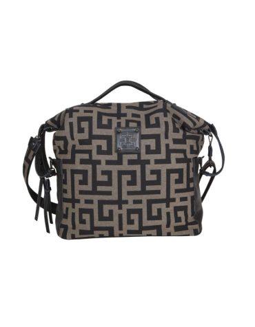Ames Bags Tharos Pouro Black 1 1