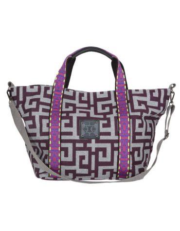 Ames Bags Theros Purple Grey