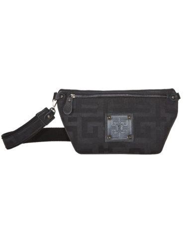 Ames Bags Votsalo leather full black 1