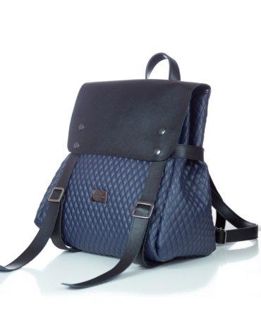 ELENA ATHANASIOU Backpack Blue Cap 1