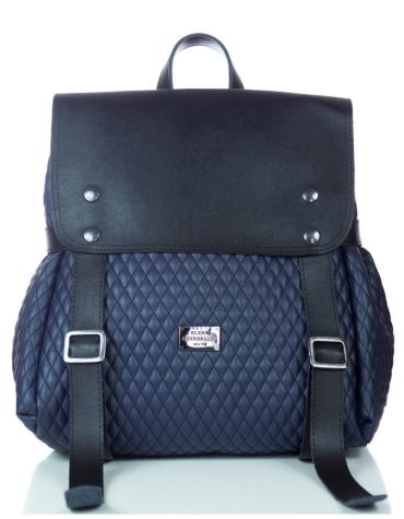 ELENA ATHANASIOU Backpack Blue Cap 2