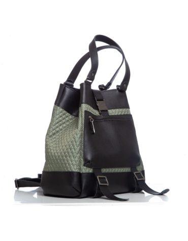 ELENA ATHANASIOU The Comfort Bag Khaki 3