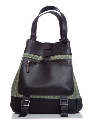 ELENA ATHANASIOU The Comfort Bag Khaki 4