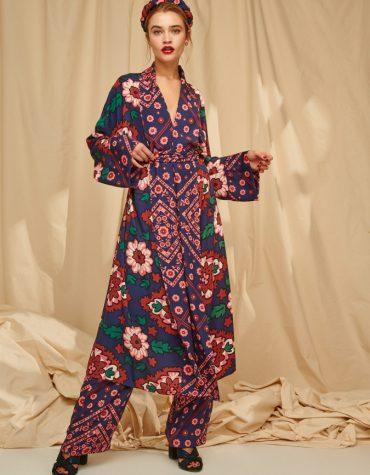 Karavan Fareeda Maxi Kimono 5
