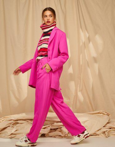 Karavan Simon Suit Trousers Fuscia 5