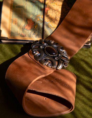 Nidodileda Journey Leather Belt