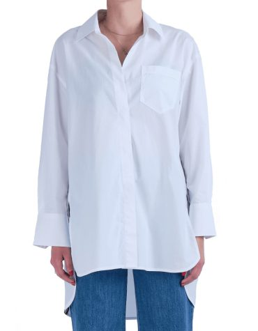 SALT PEPPER Shirt Grace White 1